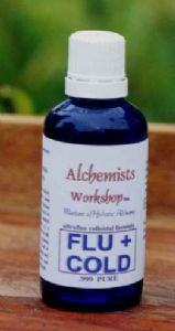 FLU/COLD 100ml. (double quantity of 50ml.) Available as offered in 100ml also 200ml. Economy Package